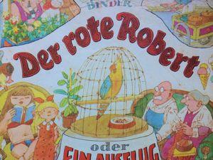 Обзор необычной винтажной детской книги с удивительными иллюстрациями. Ярмарка Мастеров - ручная работа, handmade.