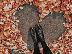 15 Ideas For Autumn Photos That You Will Definitely Want To Repeat. Livemaster - handmade
