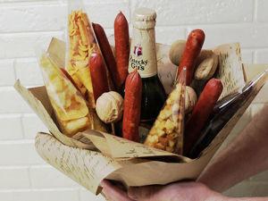 Букет для мужчины: оригинальный подарок своими руками. Ярмарка Мастеров - ручная работа, handmade.