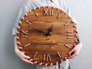 Только 3 дня скидка 25% на часы  «Канат». Ярмарка Мастеров - ручная работа, handmade.
