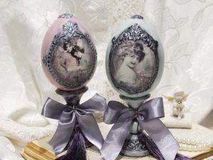 Пасхальные яйца для вас! Новинки!. Ярмарка Мастеров - ручная работа, handmade.