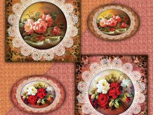 Картинки для декупажа. Ярмарка Мастеров - ручная работа, handmade.
