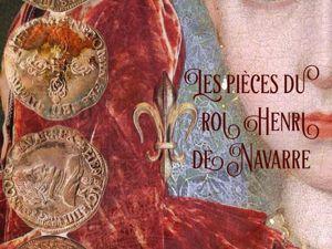 Монеты Короля Генриха Наваррского. Ярмарка Мастеров - ручная работа, handmade.