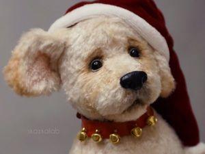 Шьем собачку — символ 2018 года. Ярмарка Мастеров - ручная работа, handmade.