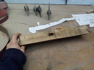 Изготовление топорища из ясеня. Ярмарка Мастеров - ручная работа, handmade.