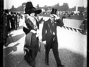 Парижская мода начала ХХ века в фотографиях. Ярмарка Мастеров - ручная работа, handmade.