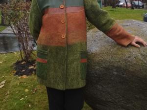 Фотосессия для двух пальто и одной мастерицы. Ярмарка Мастеров - ручная работа, handmade.