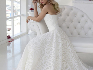 Аукцион на Свадебное платье! Старт 4000 руб.!. Ярмарка Мастеров - ручная работа, handmade.