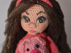 Вяжем куколку амигуруми Мэйб Пайнс. Ярмарка Мастеров - ручная работа, handmade.
