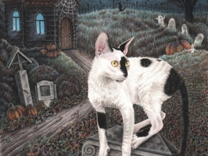Hina's Halloween. Ярмарка Мастеров - ручная работа, handmade.