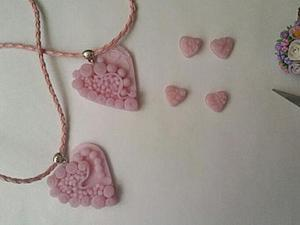 Лепим сердечко настроения из полимерной глины. Ярмарка Мастеров - ручная работа, handmade.