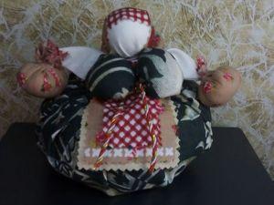 Кукла Травница — оберег здоровья. Ярмарка Мастеров - ручная работа, handmade.