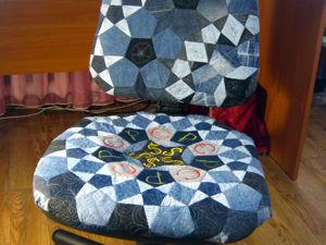 Computer Chair Restoration. Livemaster - handmade