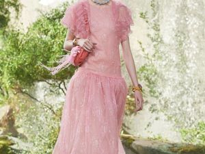 «Прозрачная» мода от Chanel. Весна-лето 2018. Часть 2. Ярмарка Мастеров - ручная работа, handmade.