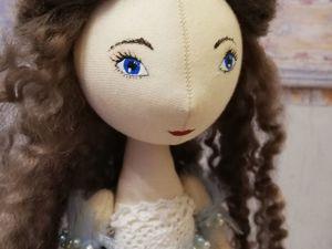 Стоимость куклы сделанной своими руками. Ярмарка Мастеров - ручная работа, handmade.