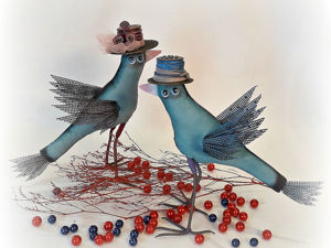 Новые птицы Счастья. Ярмарка Мастеров - ручная работа, handmade.