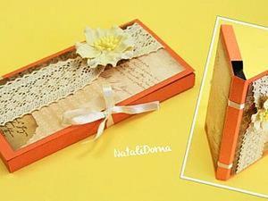 Делаем шоколадницу — простой и интересный подарок. Ярмарка Мастеров - ручная работа, handmade.