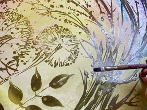 Загадывай желания под сказочным платком. Ярмарка Мастеров - ручная работа, handmade.