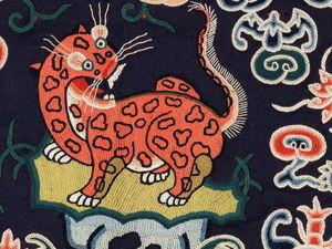Вышивка китайскими узелками. Ярмарка Мастеров - ручная работа, handmade.