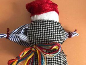 Создаем славянскую насыпную куклу «Богач». Ярмарка Мастеров - ручная работа, handmade.
