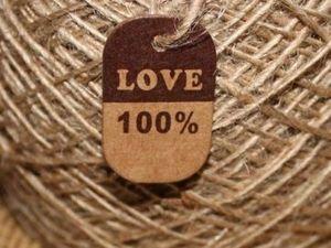 Экостиль в упаковке — максимальная простота и натуральность материалов. Ярмарка Мастеров - ручная работа, handmade.