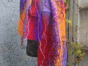 Скидки на шерстяные шарфы. Ярмарка Мастеров - ручная работа, handmade.