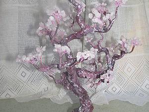 Мастер-класс по созданию стволов для деревьев «бонсай» из бисера или каменной крошки. Ярмарка Мастеров - ручная работа, handmade.