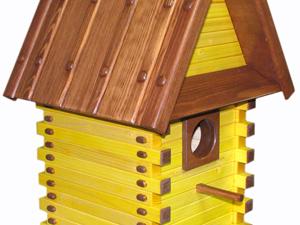 Изготовление скворечника «Дворянское Гнездо». 1 часть. Ярмарка Мастеров - ручная работа, handmade.