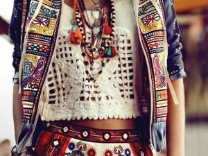 How to Wear Ceramic Beads. Livemaster - handmade