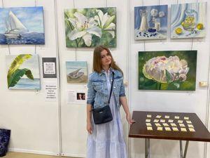 Участвую ва выставке Арт-Ростов 2021. Ярмарка Мастеров - ручная работа, handmade.