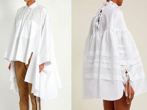 Белая рубашка. История в костюме и моде XX века. Ярмарка Мастеров - ручная работа, handmade.