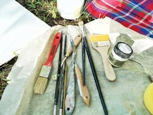 ВИДЕО. Как я рисую в путешествии и поездках?. Ярмарка Мастеров - ручная работа, handmade.