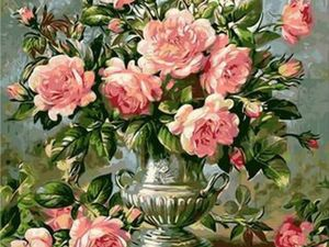 Розы! Конкурс коллекций от двух мастеров!. Ярмарка Мастеров - ручная работа, handmade.