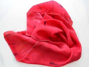 Сегодня платок  «Эффект»  за 1500!. Ярмарка Мастеров - ручная работа, handmade.