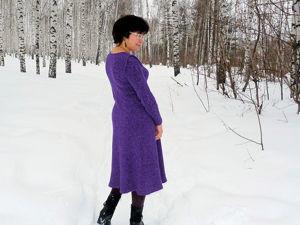 Собираю заказы на фабрику! Платье от Светлана из Софт Донегал. Ярмарка Мастеров - ручная работа, handmade.
