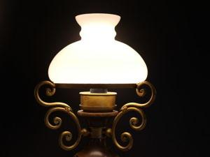 Дополнительные фотографии настольной лампы. Ярмарка Мастеров - ручная работа, handmade.