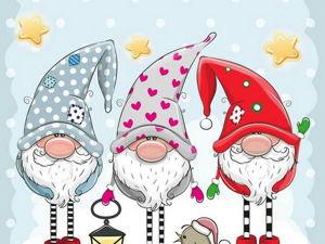 С Новым годом, дорогие друзья!:). Ярмарка Мастеров - ручная работа, handmade.