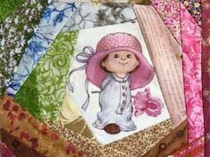 Шьем лоскутное одеяло из блоков «Крейзи». Ярмарка Мастеров - ручная работа, handmade.
