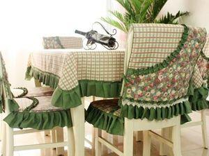 Чехлы на стулья — это модно, стильно, креативно!. Ярмарка Мастеров - ручная работа, handmade.