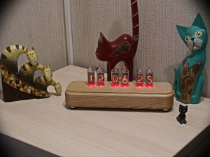 Фото часов в интерьере. Ярмарка Мастеров - ручная работа, handmade.