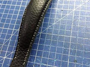 Изготовление ручки для сумки (барсетка). Ярмарка Мастеров - ручная работа, handmade.