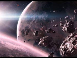 Угроза с неба, опасность метеоритов. Ярмарка Мастеров - ручная работа, handmade.