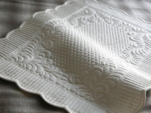 Шьём белую салфетку. Ярмарка Мастеров - ручная работа, handmade.