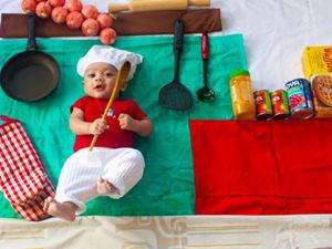 Идеи для необычных  детских фотографий. Ярмарка Мастеров - ручная работа, handmade.