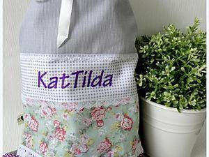 Симпатичный и прочный мешочек для упаковки без особых затрат. Ярмарка Мастеров - ручная работа, handmade.