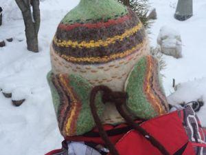 Сломай стереотип. Спроси маму, одела ли она шапку. Ярмарка Мастеров - ручная работа, handmade.