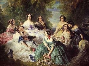 Очарование и изысканность: цветочные мотивы в женских нарядах 19 века. Ярмарка Мастеров - ручная работа, handmade.