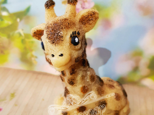 Новинки магазинчика Edenicsoap! Жирафик и символ 2019 года. Ярмарка Мастеров - ручная работа, handmade.