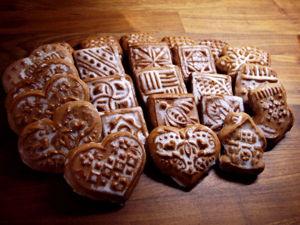 Медовые печатные пряники в сахарной глазури, рецепт. Ярмарка Мастеров - ручная работа, handmade.