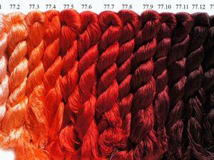 Поступление шелковых ниток для вышивки!. Ярмарка Мастеров - ручная работа, handmade.